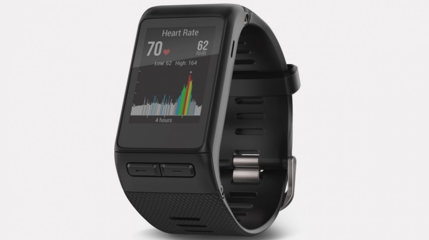 Best For Sports Garmin Vivoactive HR
