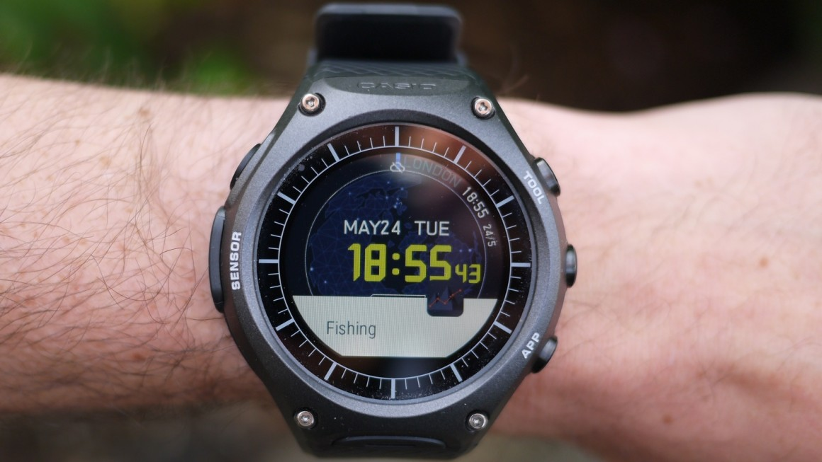 Casio Smart Outdoor Wsd F10 Review