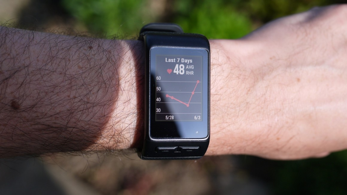 how to get weather data on vivoactive 3