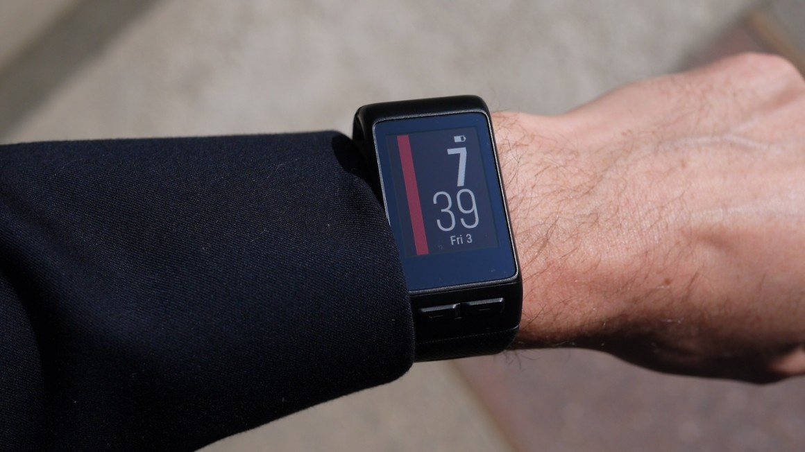 Garmin Vivoactive HR review