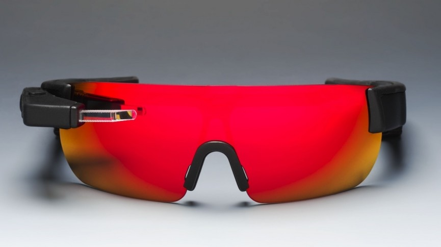 5646f514de Solos. Solos aims to become a cyclist s best friend. These smartglasses ...