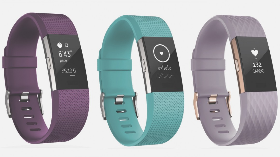 Fitbit Charge 2: Everything you need to know about the next-gen ...