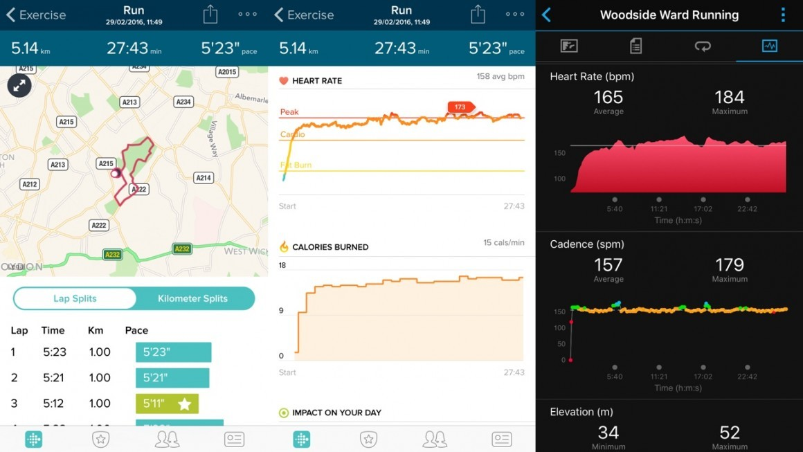garmin fitbbit how to set time