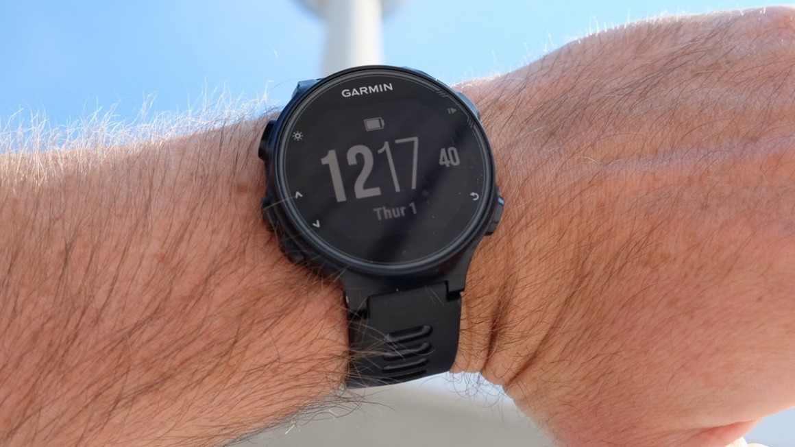 Garmin Forerunner 735XT review