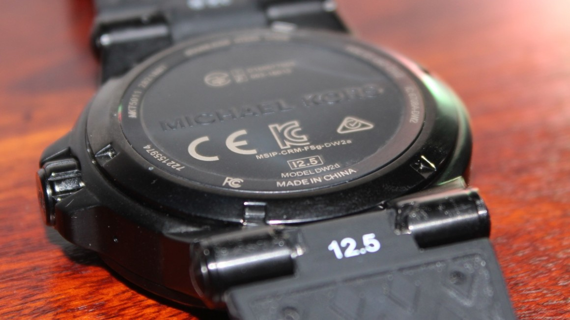 7e2973a3c682 Michael Kors Android Wear smartwatch review