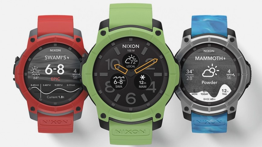 Nixon Android Wear