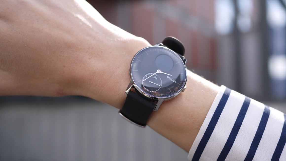 Withings Steel HR first look: On paper a truly incredible ...