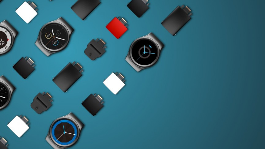 Does modularity work for wearables?