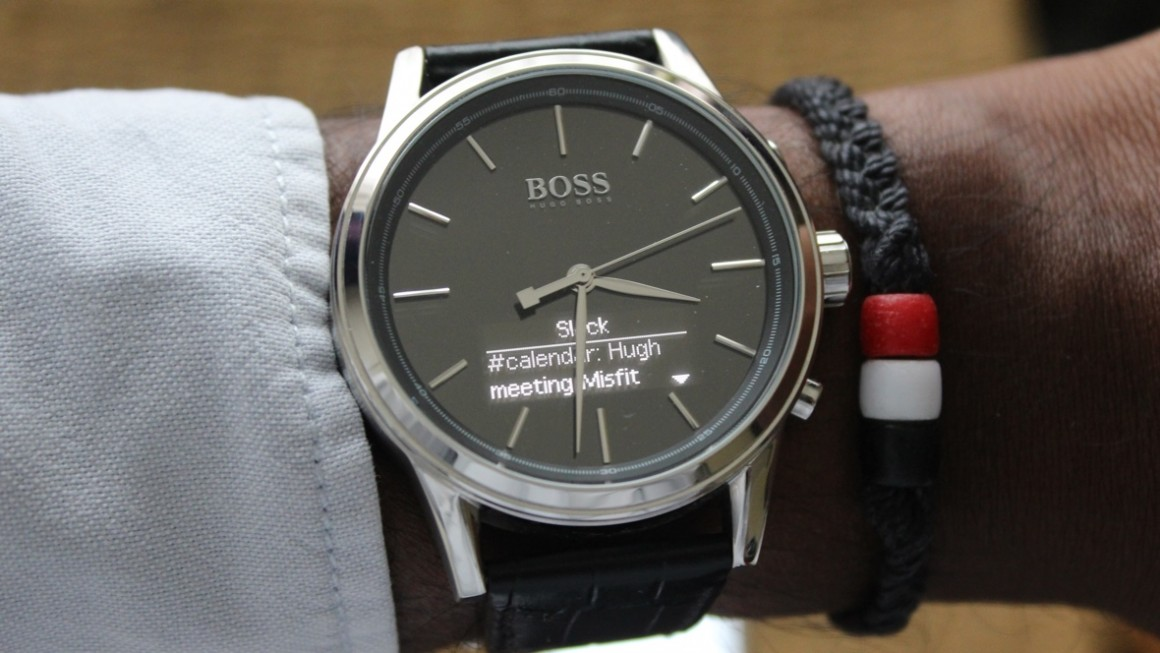 Hugo Boss Smart Classic review