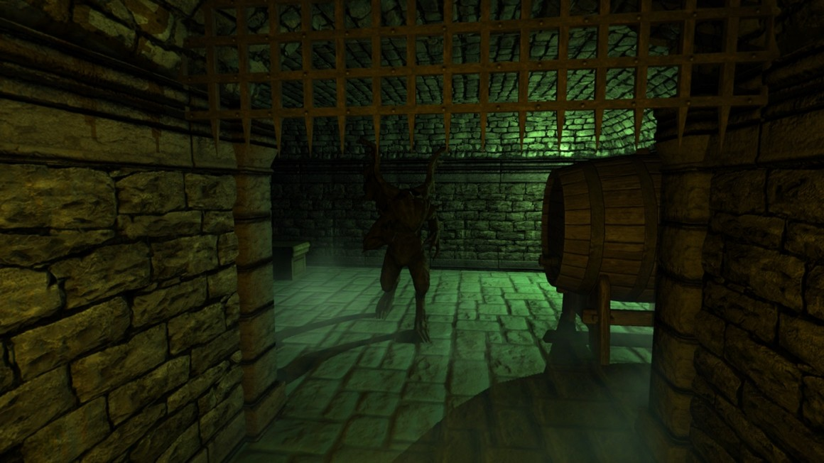 Could virtual reality horror experiences be too real?