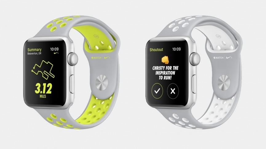 Top running watch with music playback