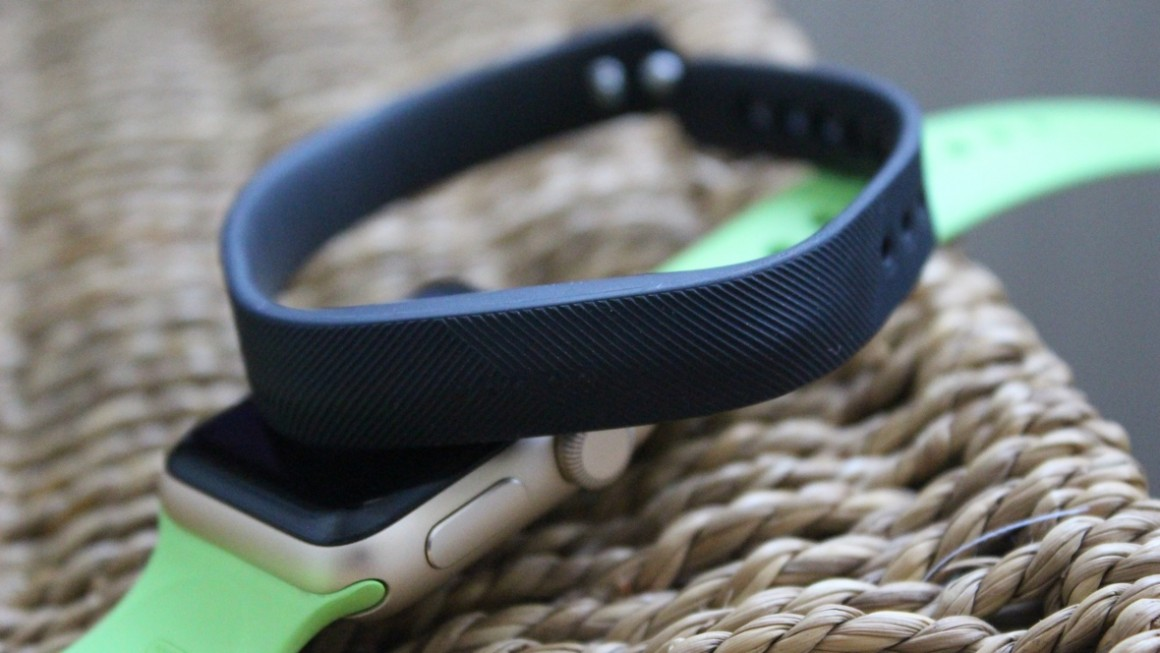 From Fitbit Charge HR™ Wireless Heart Rate + Activity Wristband: > Charge HR is sweat, rain and splash proof. However, the device is not swim proof or showerproof. With any wearable device, it's best for your skin if the band stays dry and clean.