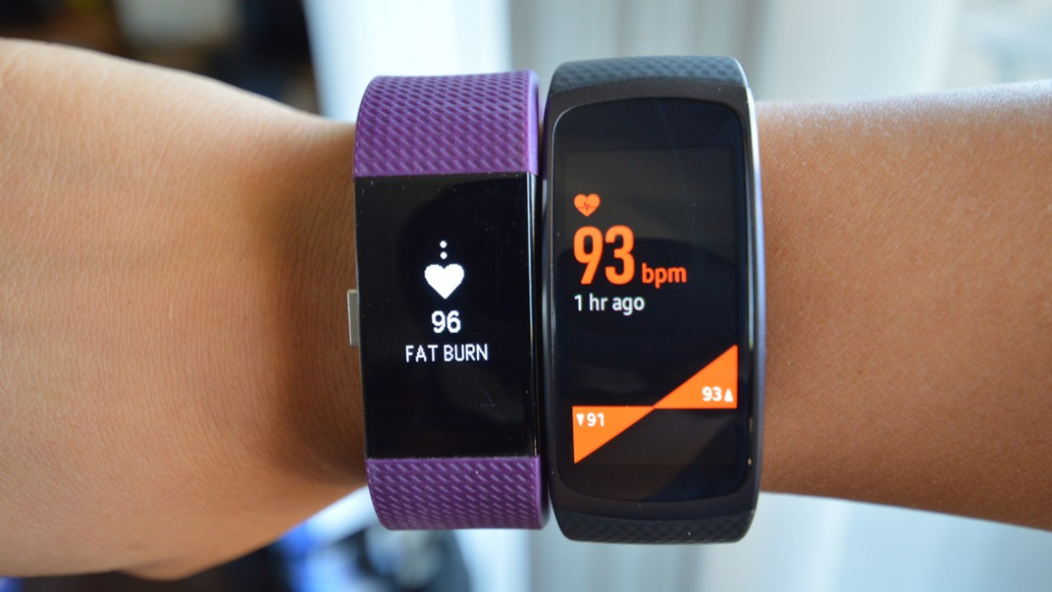Samsung Gear Fit2 vs Fitbit Charge 2: Which fitness tracker is best for you?
