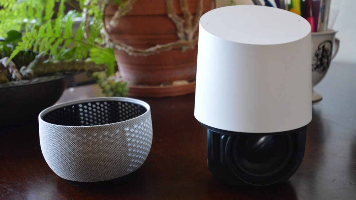 Google Home: Design