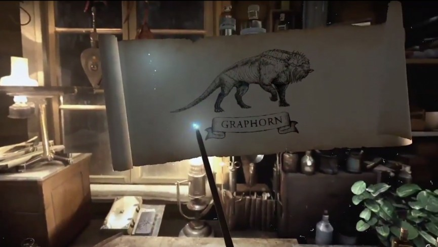 Fantastic Beasts: What Daydream VR is teaching Framestore about the future of film