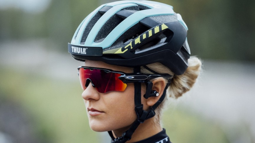 Oakley's Radar Pace smartglasses for runners and cyclists now available