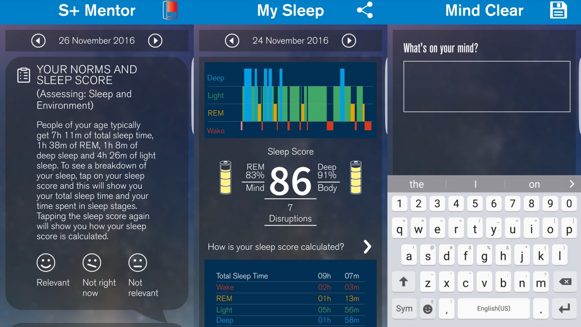 Hugh's Sleep Diary: Week 7 - Reflecting on the results