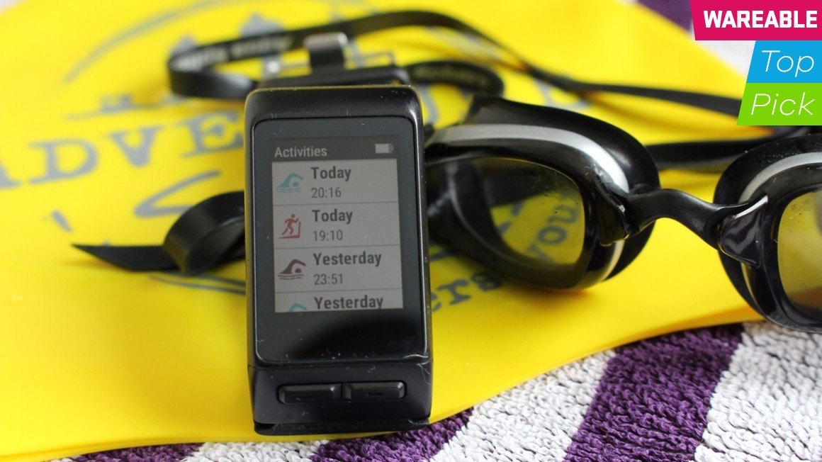 Big Test The Best Trackers For Swimming Ranked And Rated