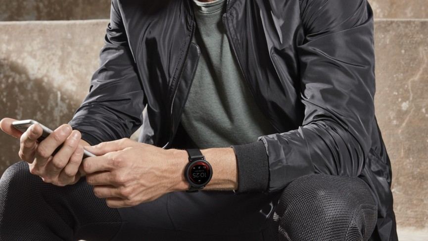 Misfit Vapor smartwatch officially unveiled