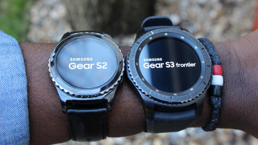 buy online 7f40a f6ba1 Samsung brings Gear S3 features to the Gear S2 in latest update
