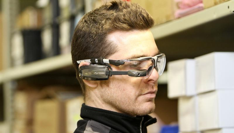 Vuzix has been working on the secret smartglasses revolution
