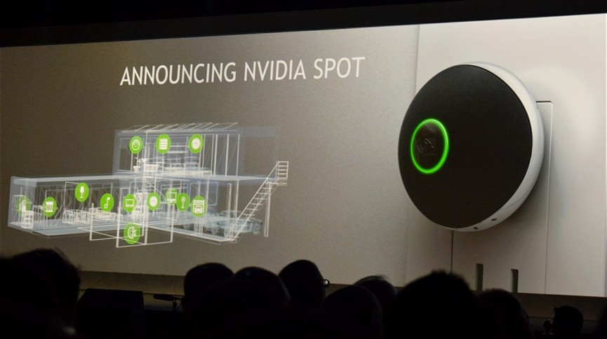 Nvidia Spot: A guide to the smart home