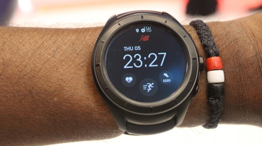 New Balance RunIQ first look: Android Wear made for runners