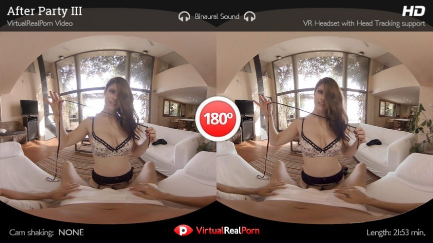 How to watch VR porn - Here's everything you were too afraid to ask