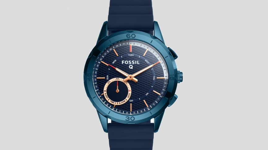 A look at Fossil's Spring 2017 collection: Q Accomplice, Skagen and Armani Exchange
