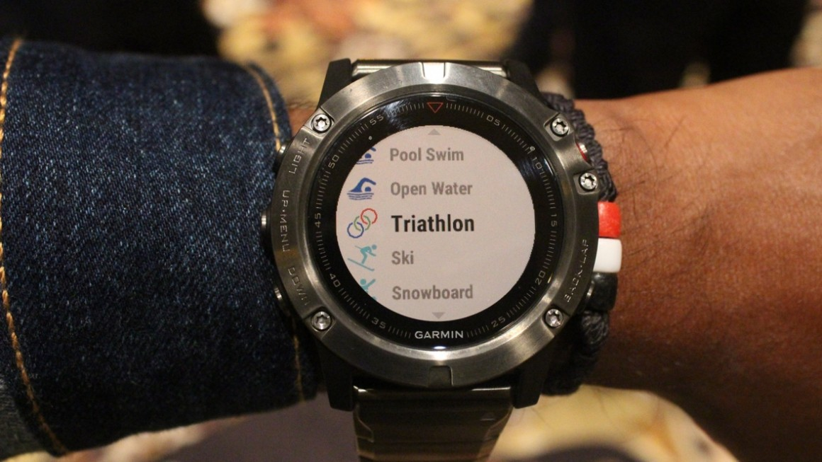 Garmin Fenix 5 first look: