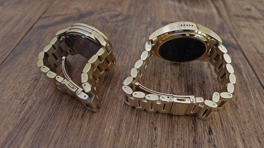 In pictures: Designer smartwatches next to the watches they're based on