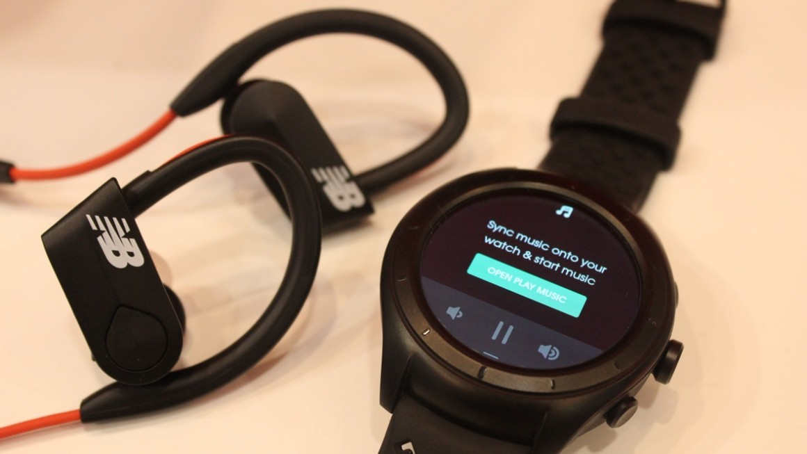 New Balance Run IQ first look: Android Wear gets sporty