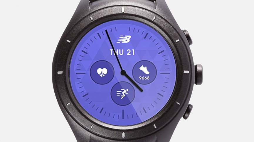 new balance smartwatch