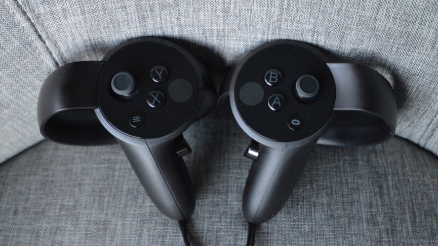 Why you need Oculus Touch