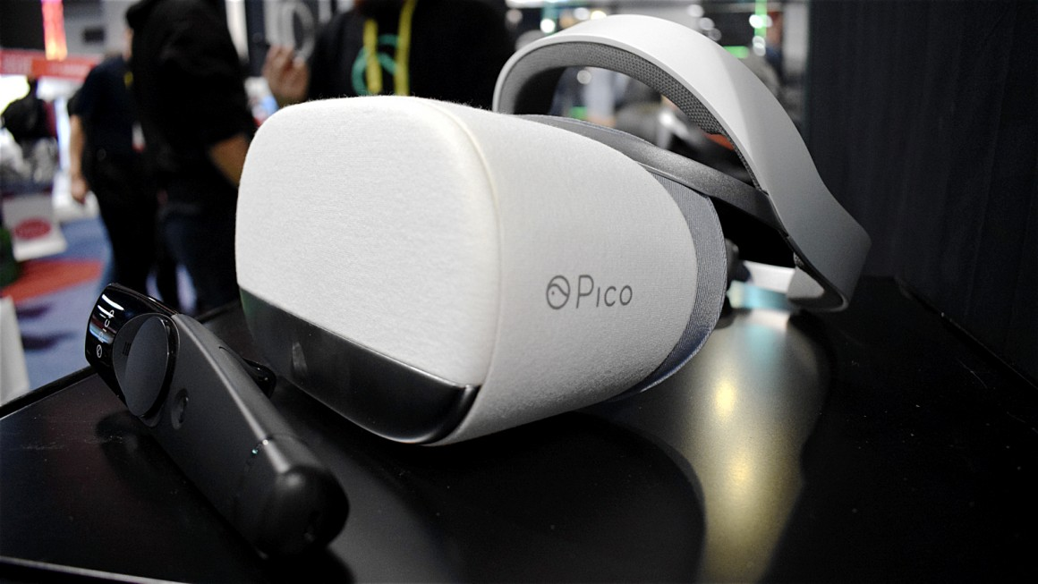 Testing out the Pico Neo: This is total virtual reality freedom