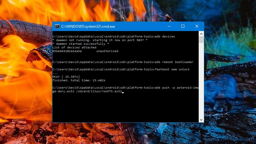 Living with Asteroid OS