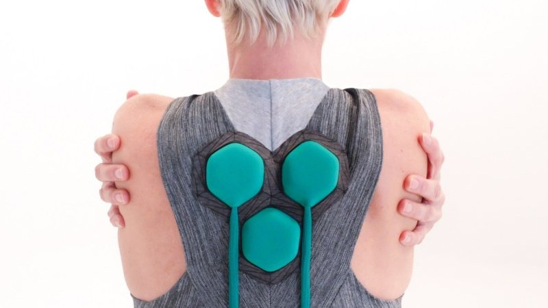Superflex and Yves Béhar team up on powered bodysuit for the elderly