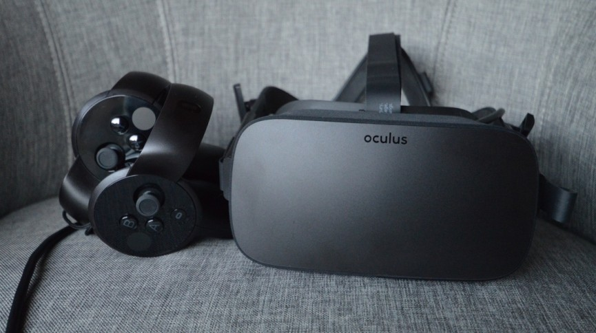 Field of View: The Week in VR - Zenimax wants to stop Oculus selling games