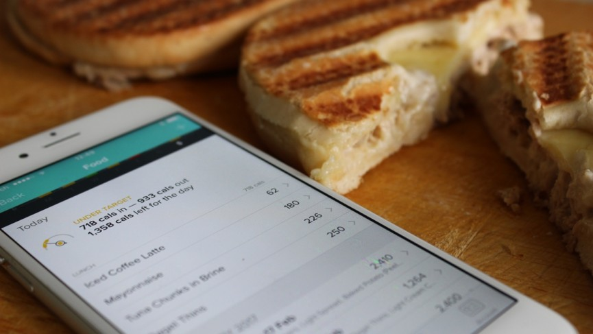 Week 6: Mike's food tracking diary: It's time to talk calories