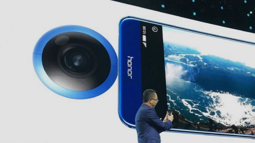 Huawei announces its Honor VR Camera