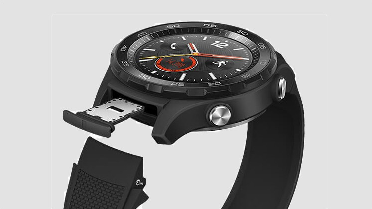 Huawei Watch 2 will launch at MWC 2017