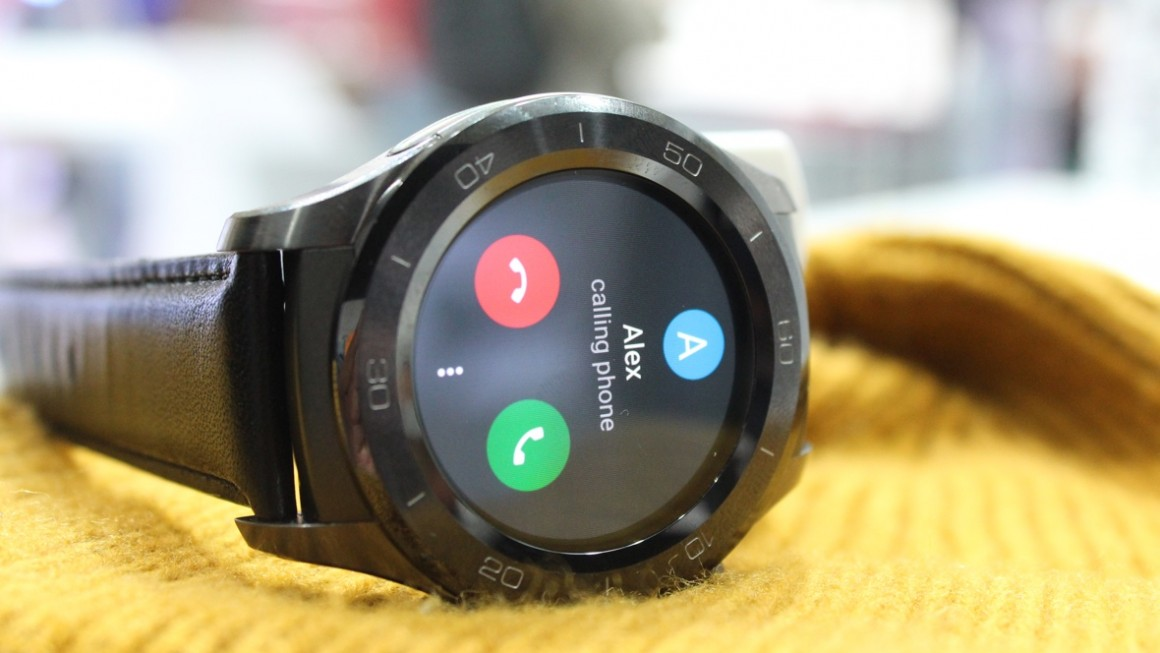 Huawei Watch 2 Classic hands on: Steelier, pricier but ...