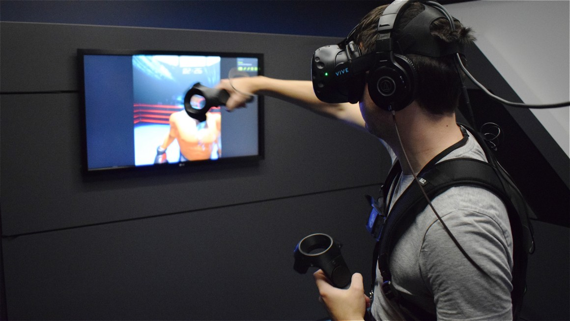 A day out at Imax's first ever VR Experience Centre