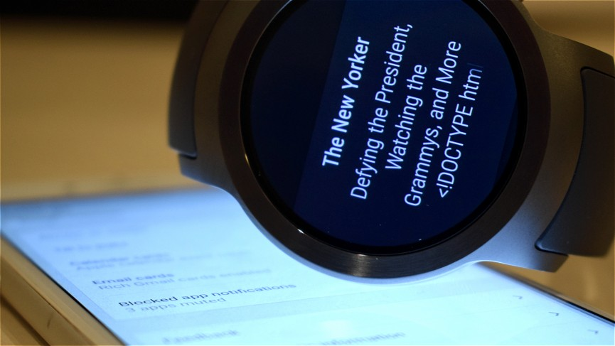 Android Wear on iPhone: Our guide to getting your Google / iOS smartwatch fix