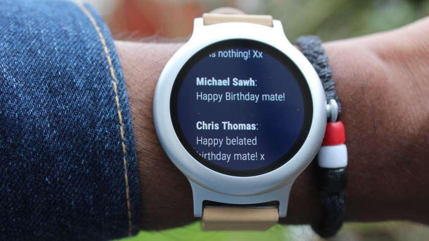 Android Wear 2.0 review