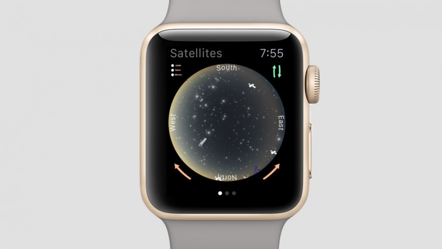 Stargazing from the wrist: the best