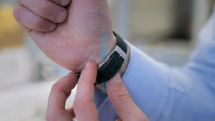 MMT E-Strap wants to turn any watch into a smartwatch