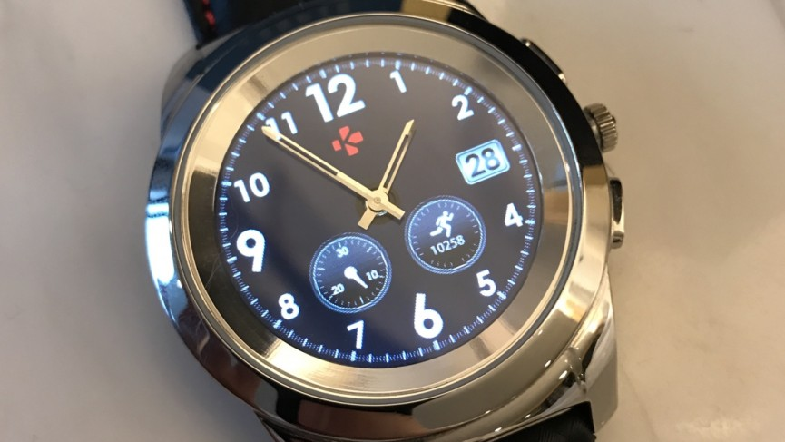 MyKronoz ZeTime is a hybrid smartwatch that does things a little differently