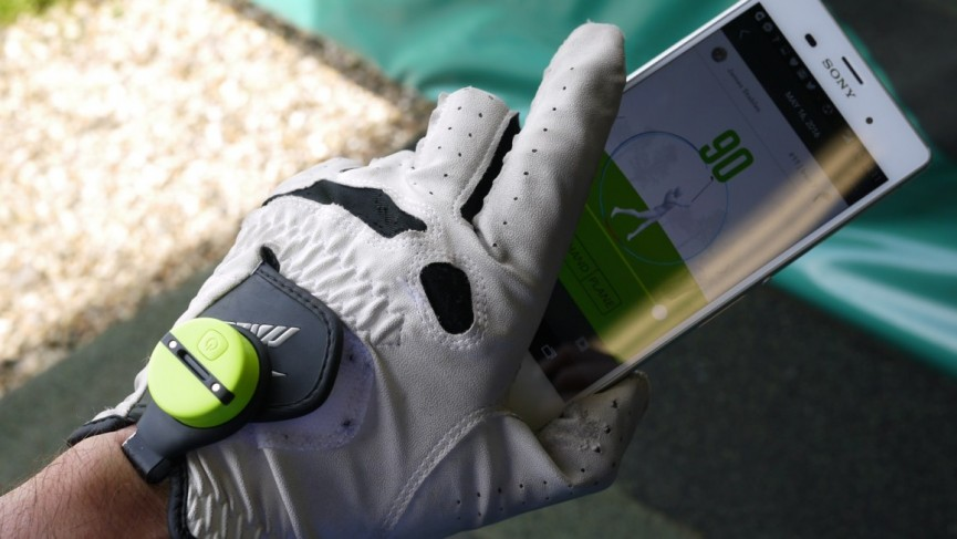 Best golf wearables: GPS watches and swing analysers