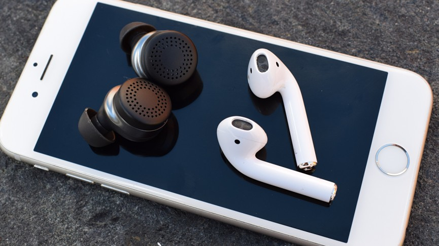 Apple airpods v doppler here one for Mac due the box